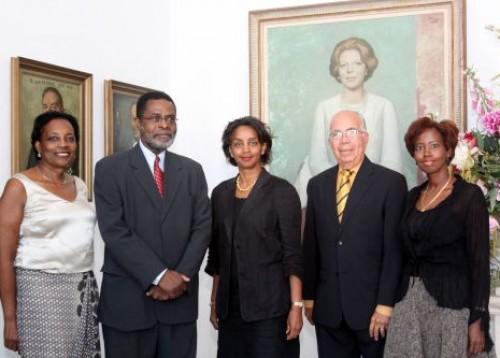 Beëdiging van mr. F.W. Stüger tot lid van de Raad van Advies d.d. 30 mei 2011