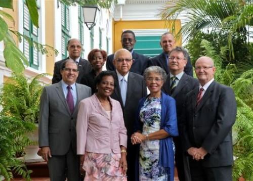 Bijeenkomst ter afscheid van mr. R.N. Hart als lid van de Raad van Advies per 1 januari 2014