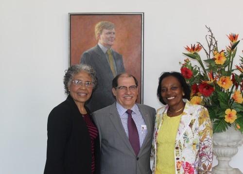 Bijeenkomst d.d.   11 maart 2015 ter afscheid van ir. R. Gomes Casseres als lid van de Raad van Advies