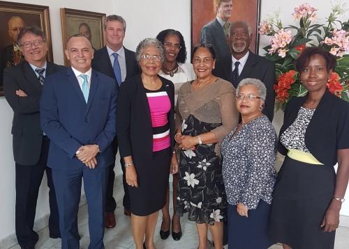 Bijeenkomst d.d.19 oktober 2017 ter afscheid van ing. G.W.Th. Damoen MSc als lid van de Raad van Advies